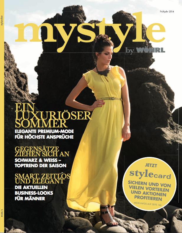 Gorgeous Model Lola for MyStyle Magazine