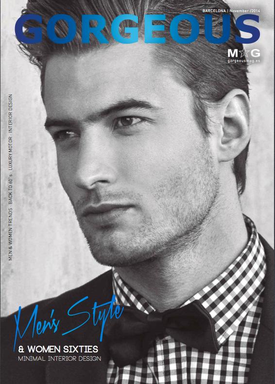 Gorgeous magazine