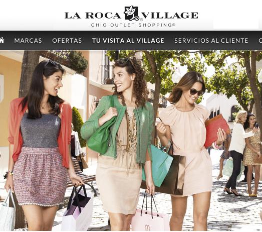 GORGEOUS MODELS FOR LA ROCA & LAS ROZAS VILLAGE