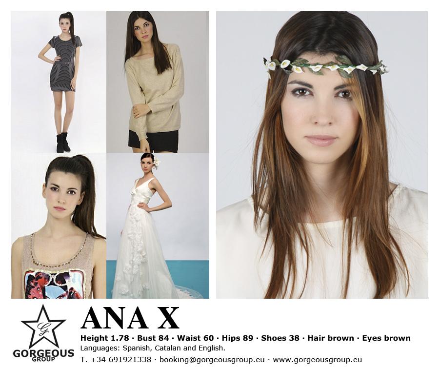 ANA X